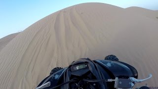 10. Yamaha Raptor 700R Dune Surfing and Off Roading Al Lisaili