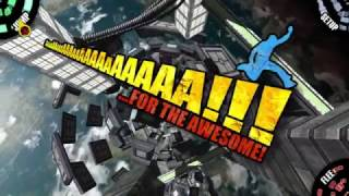 """AaaaaAAaaaAAAaa AAAAaAAAAA!!! for the Awesome"""