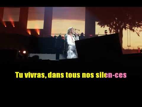 KARAOKÉ Celine Dion  À La Plus Haute Branche Création JP