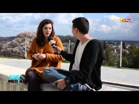 Interview de Pauline de la Nouvelle Star