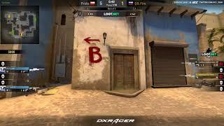 LOOTBET CUP 2 || Pride vs QB.FIRE || bo3 || by Deq & Zais map2