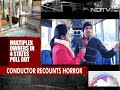 """""""Goons could have entered inside if driver had stopped"""": Gurgaon Bus Conductor - Video"""