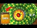 Download Lagu Littlebigsnake.io Fastest Way to Get 100% Nectar in JuJa Epic Little Big Snake io Gameplay! Mp3 Free