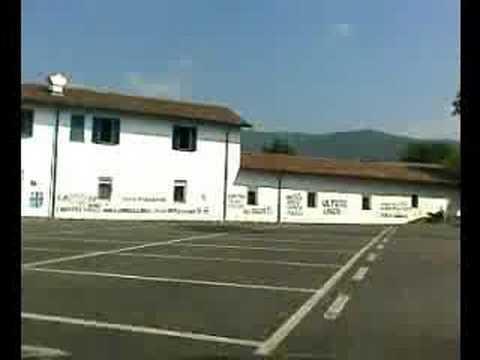 El estadio Atleti Azzurri y sus alrededores