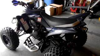 3. 2006 Yamaha Raptor 350 Special Edition