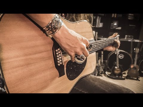 Country Blues Fingerpicking on the 12-String Acoustic Guitar