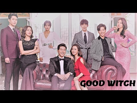 GOOD WITCH Korean Drama Trailer || 착한마녀전 ||Lee Da Hae, Ryu Soo Young & An Woo Yeon HD