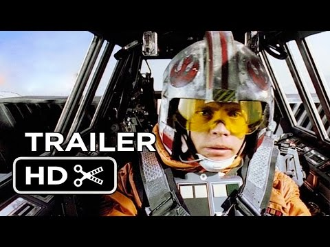 Star Wars VIITrailer made from Star Wars Original Trilogy