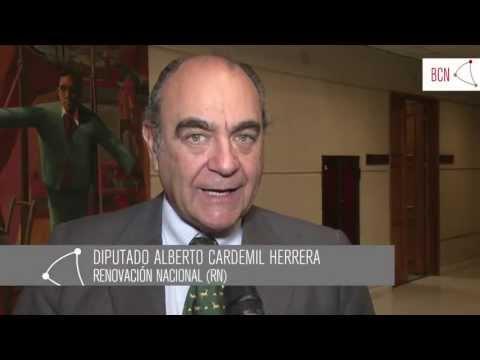 Diputado Alberto Cardemil Herrera (RN) sobre política de inmigración