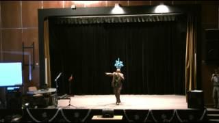 Video Lukrecius Chang - SSTAS Karviná Před vánoční koncert