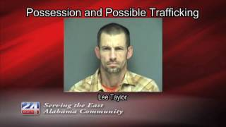 Two Arrested on Drug Charges