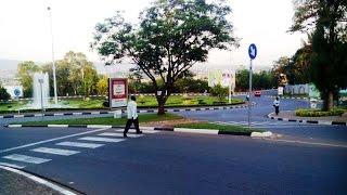 Kigali Rwanda  city pictures gallery : clean beautiful STREETS of KIGALI, RWANDA.... REALLY spotless
