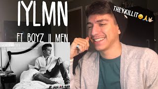 Video Charlie Puth- If You Leave Me Now ft Boyz II Men (Official Audio)| Reaction MP3, 3GP, MP4, WEBM, AVI, FLV Maret 2018