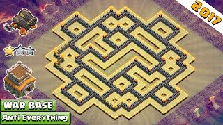 Clash of Clans - We are here with the NEW Town Hall 8 War Base for 2017. opponent hardly get 3 star from this base otherwise they can only claim 2 or 1 Star from this base. That's why we call this base as Anti 2 or 3 Star TH8 base. And also this base is anti dragon as well as anti GOVAWI. But remember you need max defensive troops in your Clan Castle. So request your clan mate for max wizard, max balloons, and max valk. ▬▬▬▬▬▬▬▬▬▬▬▬▬▬▬▬▬▬▬▬▬▬▬▬▬▬▬▬▬Subscribe : https://goo.gl/52Hu3iFacebook Page : https://www.facebook.com/baseofclans/twitter : https://twitter.com/BaseofClansClash of Clans is an addictive multi-player game which consists of fast paced action combat. Build and lead your personalized armies through enemy bases taking gold, elixir and trophy's to master the game and become a legend. Up-rise through the realms and join a clan to reign supreme above all others.▬▬▬▬▬▬▬▬▬▬▬▬▬▬▬▬▬▬▬▬▬▬▬▬▬▬▬▬▬Song: Jim Yosef - Speed [NCS Release]Music provided by NoCopyrightSounds.Video Link: https://youtu.be/lP6mK2-nLIkDownload Link: http://NCS.lnk.to/Speed▬▬▬▬▬▬▬▬▬▬▬▬▬▬▬▬▬▬▬▬▬▬▬▬▬▬▬▬▬Related Searches:th8 war base 2017,th8 war base with bomb tower,town hall 8 war base,th8 war base,th8 war base anti everything,th8 war base anti dragon,th8 war base anti gowipe,coc th8 war base anti dragon,supercell, clash of clans,war base th8, best th8 base, best th8 war base,new th8 war base, best war base for th8,anti dragon th8 war base,town hall 8 base with bomb tower,th8 base with bomb tower,Double Cannon,With Double Cannon,