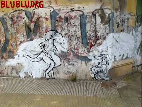 世界上第一名的街頭動畫作品!簡直就像一部電影一樣!
