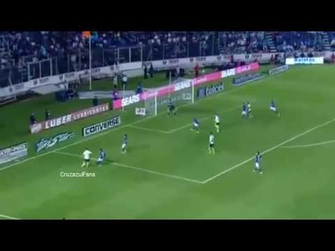 Cruz Azul vs Santos 2-1 Semifinal Vuelta (5-1 Global) Clausura 2013