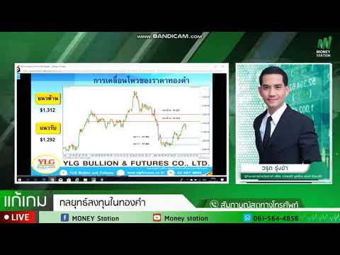 Gold Outlook by YLG 14-03-62