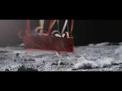The Man on the Moon Advert