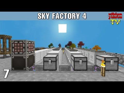 Sky Factory 4 07 - Điểm Qua Vài Thứ - Thời lượng: 29 phút.
