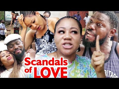 SCANDALS OF LOVE  SEASON 1&2 - (New Movie) 2019 Latest Nigerian Nollywood Movie Full HD