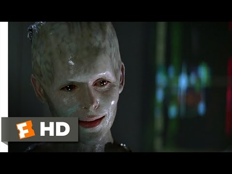 Star Trek: First Contact (4/9) Movie CLIP - I Am the Borg (1996) HD