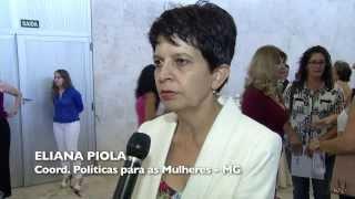 VÍDEO: Plano estadual define metas e prioridades para garantir proteção dos direitos das mulheres