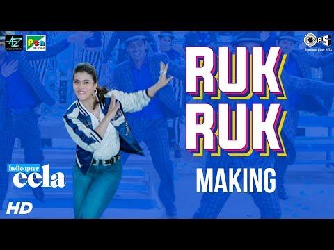 Ruk Ruk Making- Helicopter Eela | Kajol | Palomi Ghosh | Anu Malik | Raghav Sachar