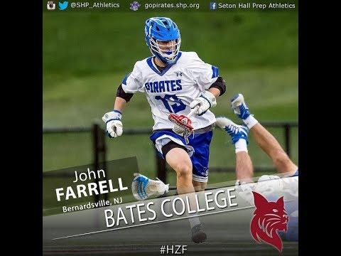 John Farrell (Bates Commit) Senior Year Highlights