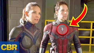 "Video 10 Things Marvel Doesn't Want You To Know About ""Ant-Man and the Wasp"" MP3, 3GP, MP4, WEBM, AVI, FLV Juli 2018"