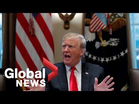 President Trump talks Syria, ISIS, and North Korea during first cabinet meeting of 2019