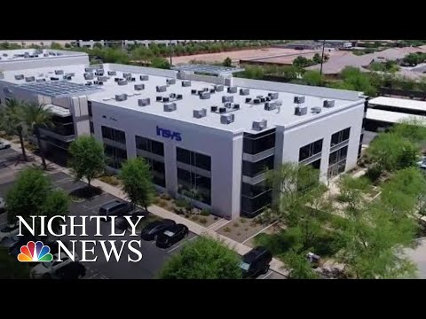 Inside The Drug Company Accused Of Putting Profit Over Patients | NBC Nightly News