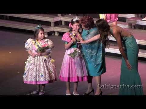 Coronación de la Reina Infantil del Carnaval de Isla Cristina 2017