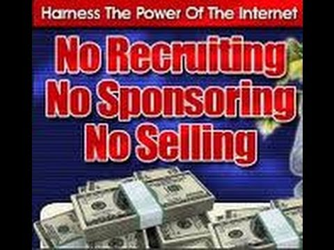 HELP!  Make Real Money Online Without Recruiting or Selling