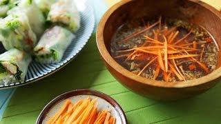 Sauce trempette vietnamienne (nước chấm)