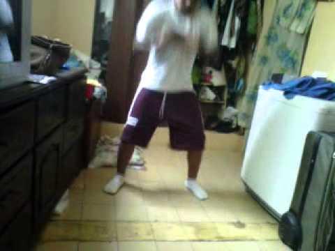 Cura Boyz - Practicando @t'B.Lite House (Video Viejo).!!!