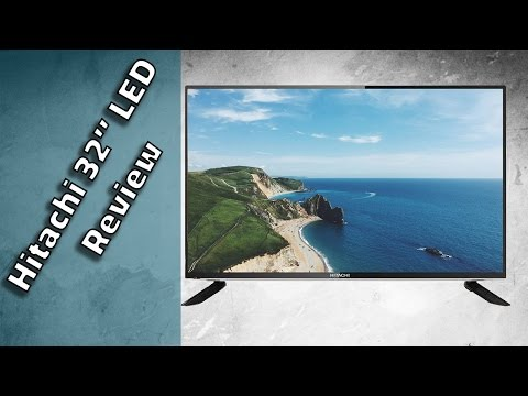 Hitachi TVs Review | Hitachi 32