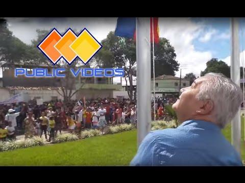 Abaixo a corrupção - Itapebi 14 de agosto de 2015