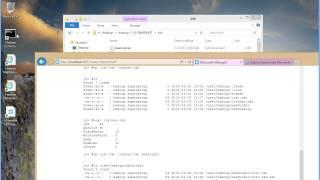 Windows Azure HDInsight On Windows 8 (Single Node Hadoop Cluster) Walkthrough