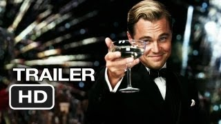 Nonton The Great Gatsby Official Trailer  2  2012    Leonardo Dicaprio Movie Hd Film Subtitle Indonesia Streaming Movie Download