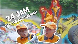 Video Sehari Menjadi TUKANG SAMPAH Ft. SAAIHALILINTAR MP3, 3GP, MP4, WEBM, AVI, FLV April 2019