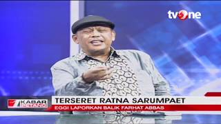 Video Dialog: Kubu Prabowo-Sandi Lapor Balik Farhat Abbas MP3, 3GP, MP4, WEBM, AVI, FLV November 2018