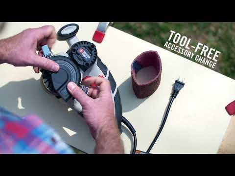 Porter Cable Restorer 3.5 Amp Sander