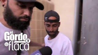 Imágenes de Arcángel tras salir bajo fianza luego de ser arrestado en Las Vegas