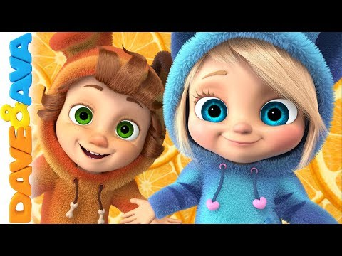 🐞 Nursery Rhymes and Baby Songs | Kids Songs by Dave and Ava 🐞