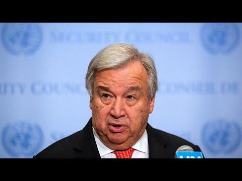 ΟΗΕ: Έρευνα για τις επιθέσεις στη βορειοδυτική Συρία