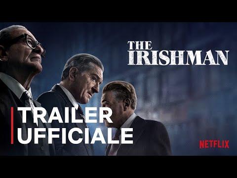 Preview Trailer The Irishman, trailer ufficiale italiano