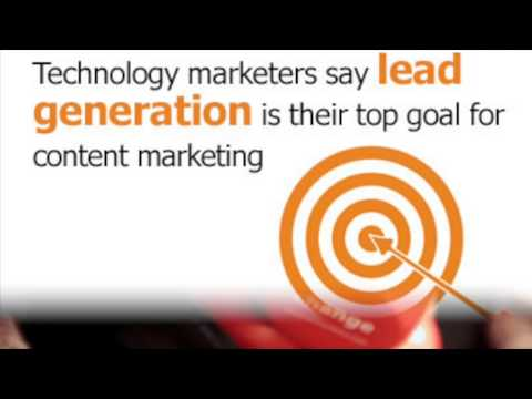 2014 B2B Technology Content Marketing Trends: Effectiveness, Production and Goals