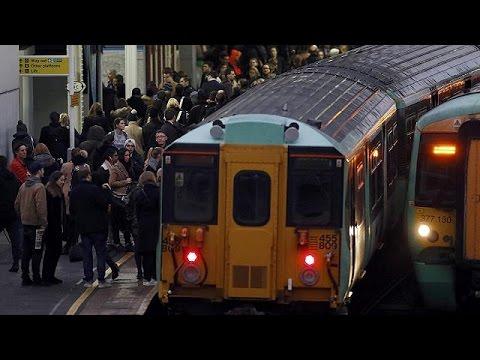 Παρέλυσε το Λονδίνο από την απεργία στο μετρό