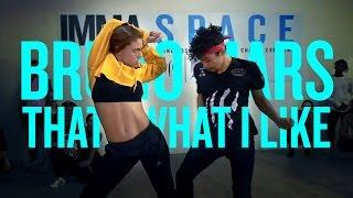 @BrunoMars -That's What I Like @Willdabeast__ @Janelleginestra Choreography - @TimMilgram Video