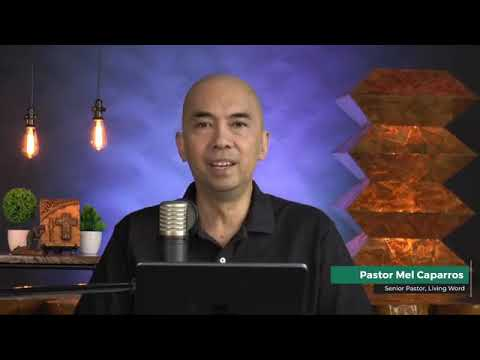 """Episode 28: Table Talk with Pastor Carmelo """"Mel"""" B. Caparros II"""
